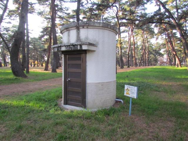 集水管ポンプ室
