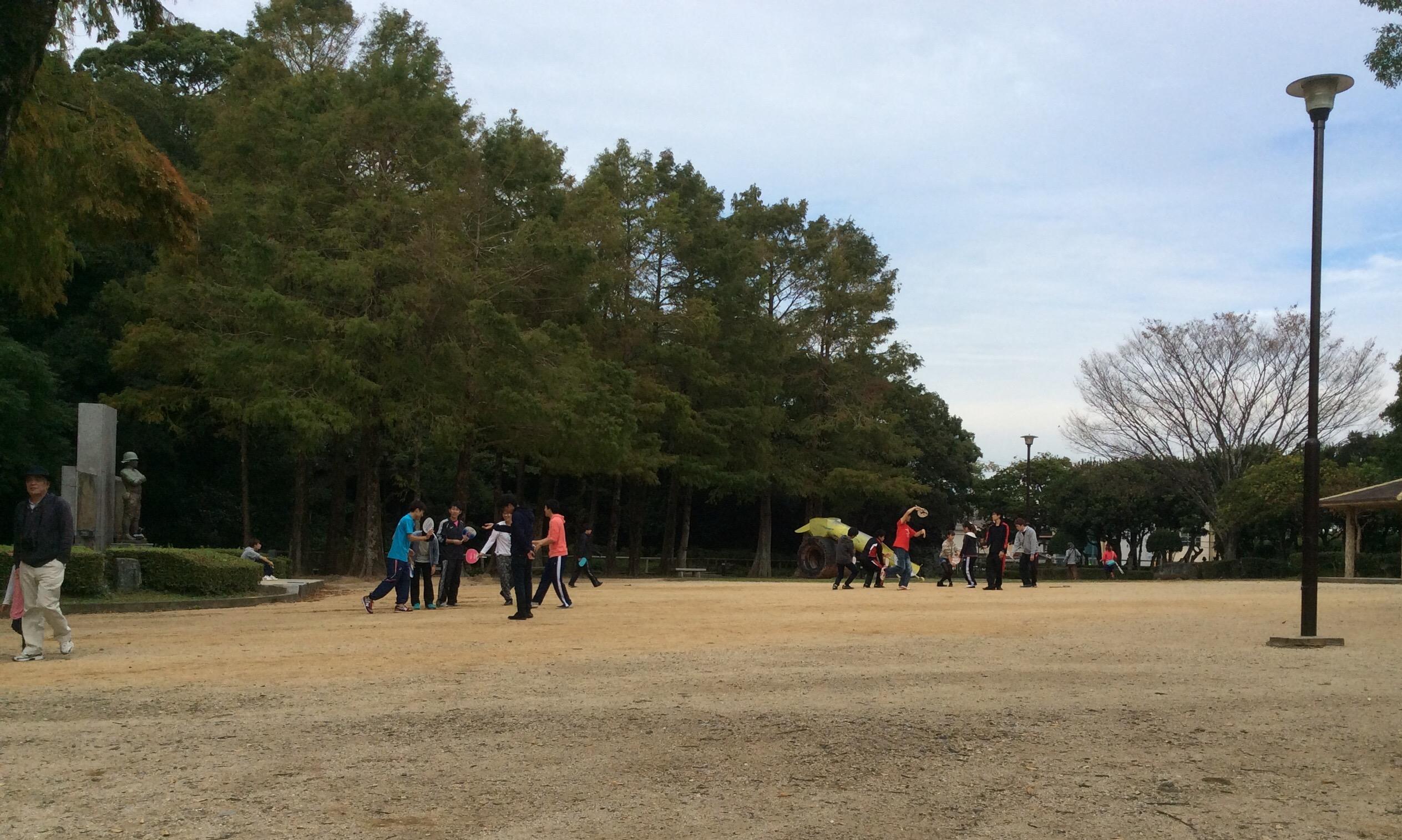 徳島中央公園ぞめき